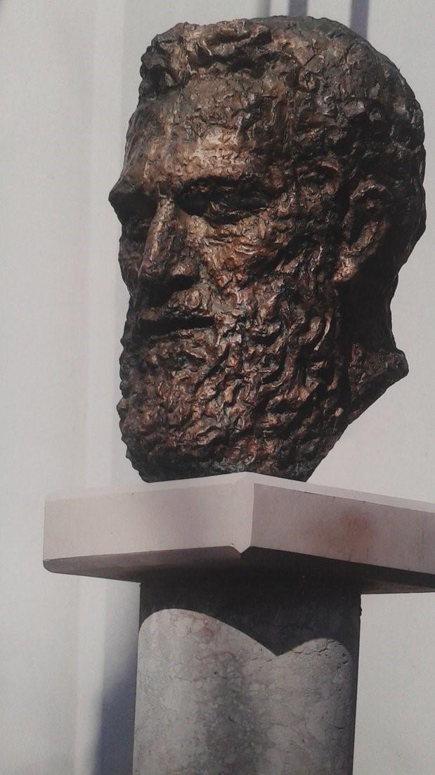 C. Brâncuşi – sculptor  Silvia Elena Radu