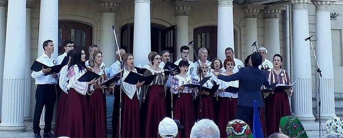 Corul de cameră Ars Nova din Piteşti – dirijor Radu Titi
