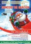 Concert de Crăciun - Festivalul Național PASTORALA, Ediția a X-a, Decembrie 2013