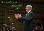 Voicu Enachescu, presedintele ANCR, implineste astazi 71 de ani