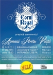 Corul Regal, concert caritabil in sprijinul Smarandei Miklu Nemethi