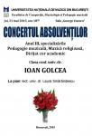 Concertul Absolventilor