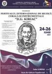 "Festivalul ""D.G.KIRIAC"", tradiția merge mai departe"