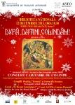 Dupa datini colindam - Concert caritabil