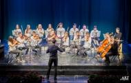 """Orchestra Liceului de Arta, """"Dinu Lipatti"""", Pitesti"""