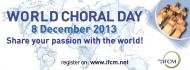 Maramureșenii serbează World Choral Day