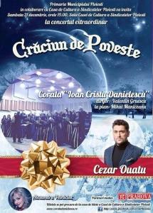 Craciun de poveste - Concert extraordinar alaturi de Corala