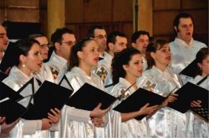 Corala Divina Armonie, concert în cadrul ediției a III - a a Stagiunii Corale Paul Constatinescu