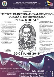 Festivalul internațional de muzică corală și instrumentală