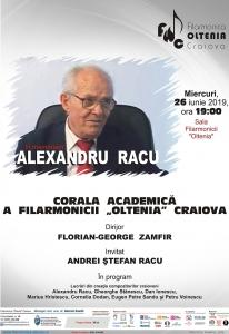 In memoriam ALEXANDRU RACU