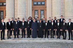 Corul Bărbătesc Cantus Domini a primit trei premii întâi și două de excelență la concursul online Moscow Sounds 2020
